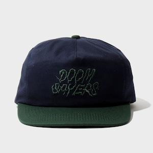 DOOM SAYERS /  CAP / NAVY/GREEN