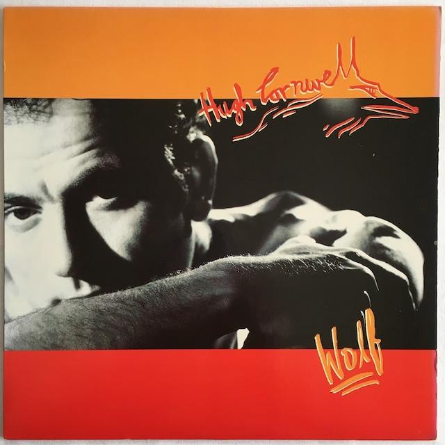 【LP・米盤】Hugh Cornwell  /  Wolf