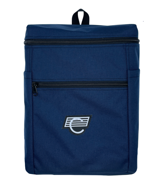 COMA BRAND BACKPACK BLUE NAVY