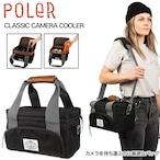 POLeR ポーラー CLASSIC CAMERA COOLER カメラバック クーラーバック バッグ ブラック アウトドア キャンプ バーベキュー グッズ