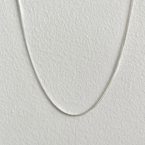 【SV1-54】20inch silver chain necklace