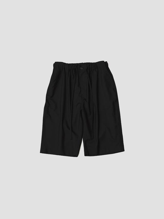 BEST PACK Over Shorts Black 21SSPLU08
