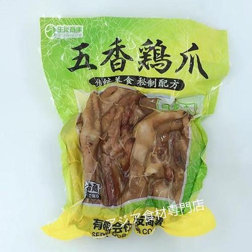 【冷蔵便】五香鸡爪