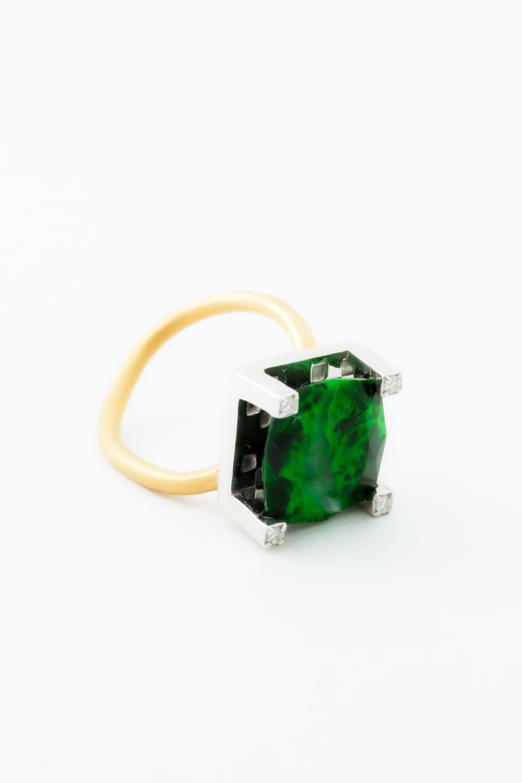 Original stone ring 006
