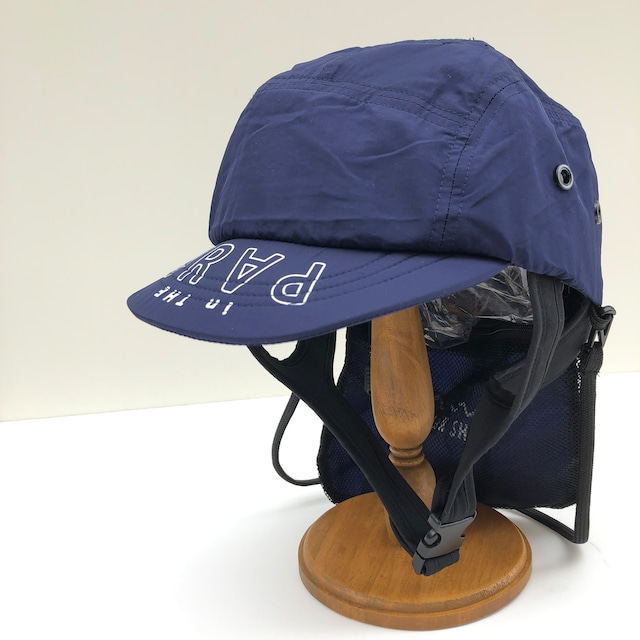 【21SS】THE PARK SHOP(ザ・パークショップ)EXPLOREBOY CAP (KIDS )navy キャップ 帽子