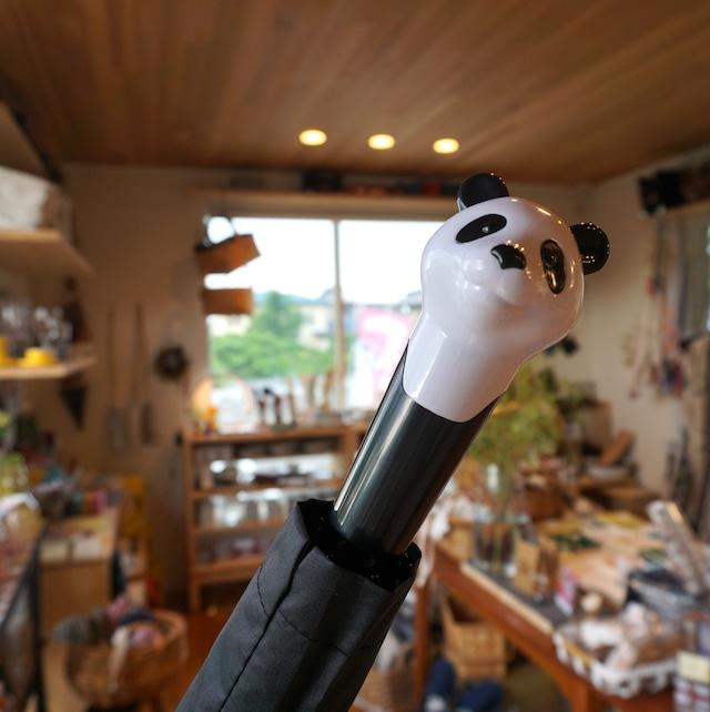 パンダ好きにはたまらない。PANDA UMBRELLA FOLD(パンダの折り畳み傘)