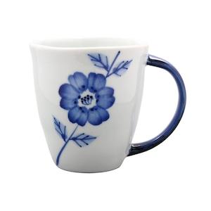 波佐見焼 WAZAN 和山窯 flowers マグカップ ラインフラワー 385827