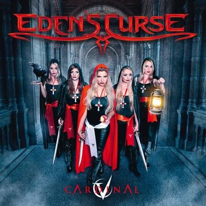 """EDEN'S CURSE """"Cardinal"""""""