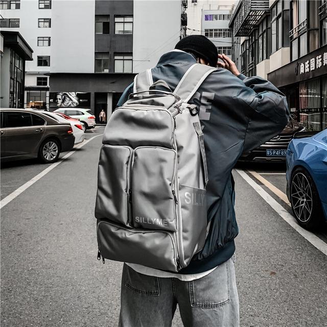 【小物】通勤通学ファッションストリート系スポーツリュック46135141