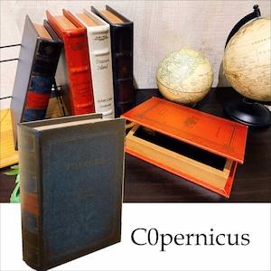 Bookボックス8/シークレットボックス【Lサイズ】/アンティーク雑貨/浜松雑貨屋C0pernicus