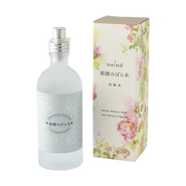 朝摘みばら水/バラの化粧水・オーデコロン
