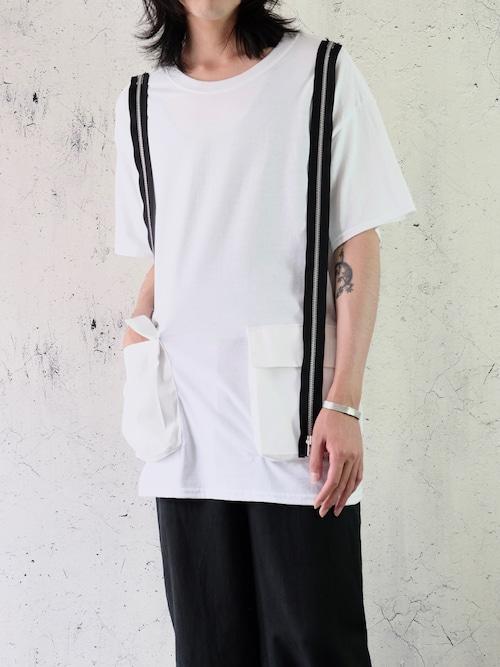 double pocket T-shirt