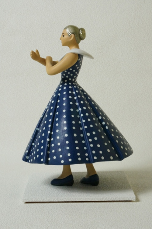 COOL氏 NO.27「フレアースカートのカレン」VintageStyleシリーズ