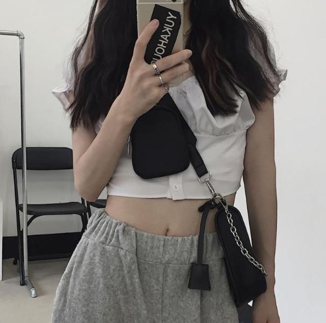 【最短2日発送】Chain shoulder bag LD0206