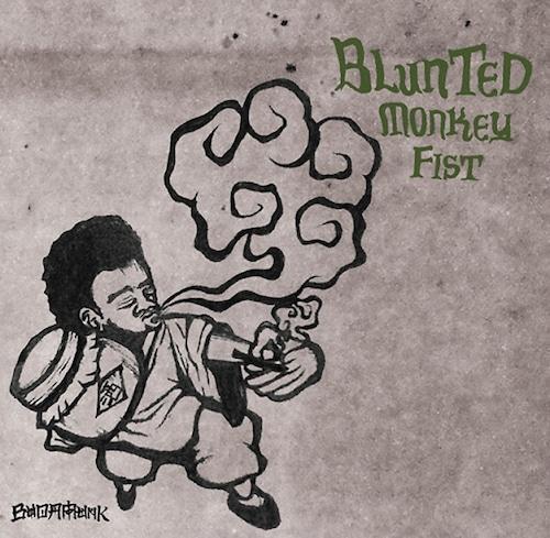 【CD】Budamunk - Blunted Monkey Fist