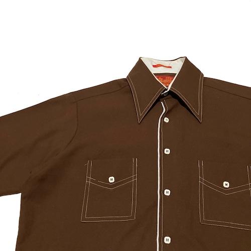 70's Sears ポリシャツ