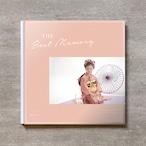 Simple pink-KIDS_A4スクエア_6ページ/6カット_クラシックアルバム(アクリルカバー)