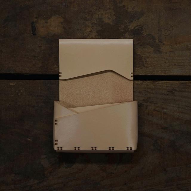 名刺 / カード入れ 50 牛ヌメ革
