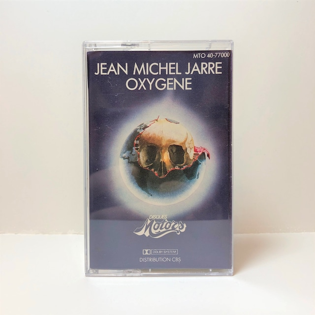 [中古カセット]   Jean Michel Jarre – Oxygene