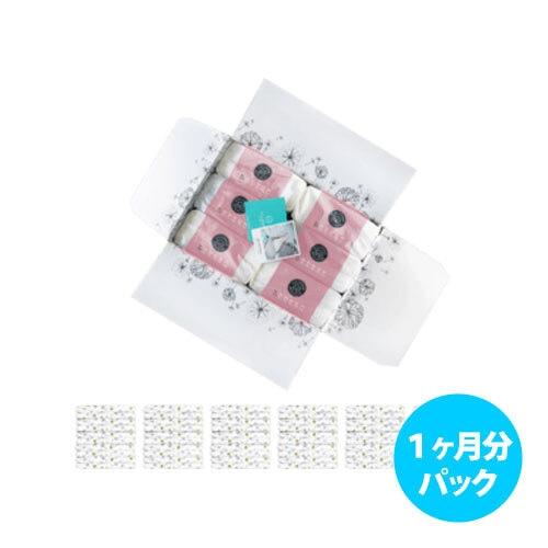 [1ヶ月パック] Lillydoo エコ紙おむつ(サイズ 1)
