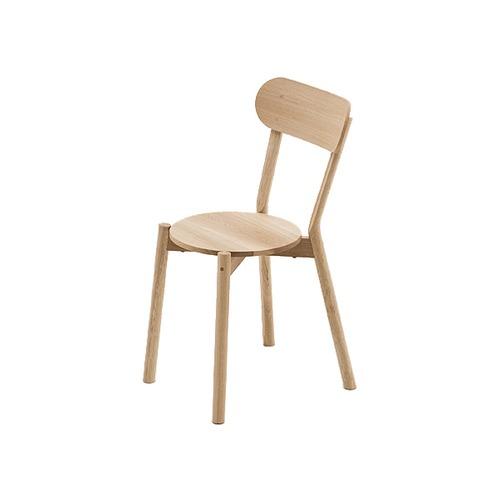 KARIMOKU NEW STANDARD(カリモクニュースタンダード) Castor chair(キャストールチェア) ピュアオーク