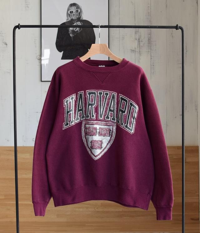 VINTAGE 80s CHAMPION SWEAT SHIRT HARVARD