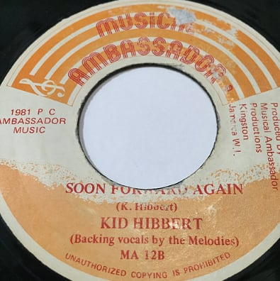 Kid Hibbert(キッドヒバート) - Soon Forward Again【7'】