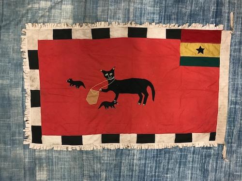 アサフォ•フラッグ『ASAFO FLAG』004