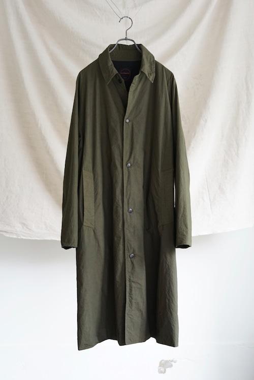 <SOLD OUT>Chez VIDALENC - Bobi Coat Long Cotton