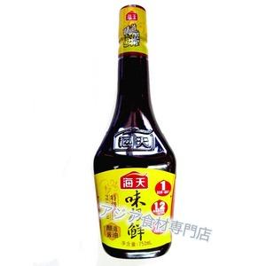 海天味极鲜 750ml(海天 味極鮮特級醤油750ml)