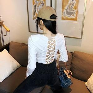 back cross design tops