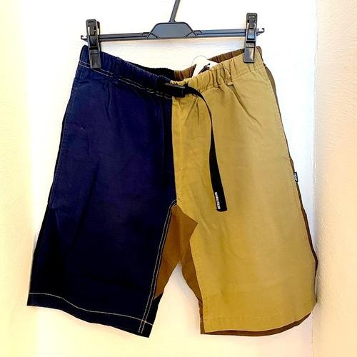 Cotton Hemp Shorts Panel