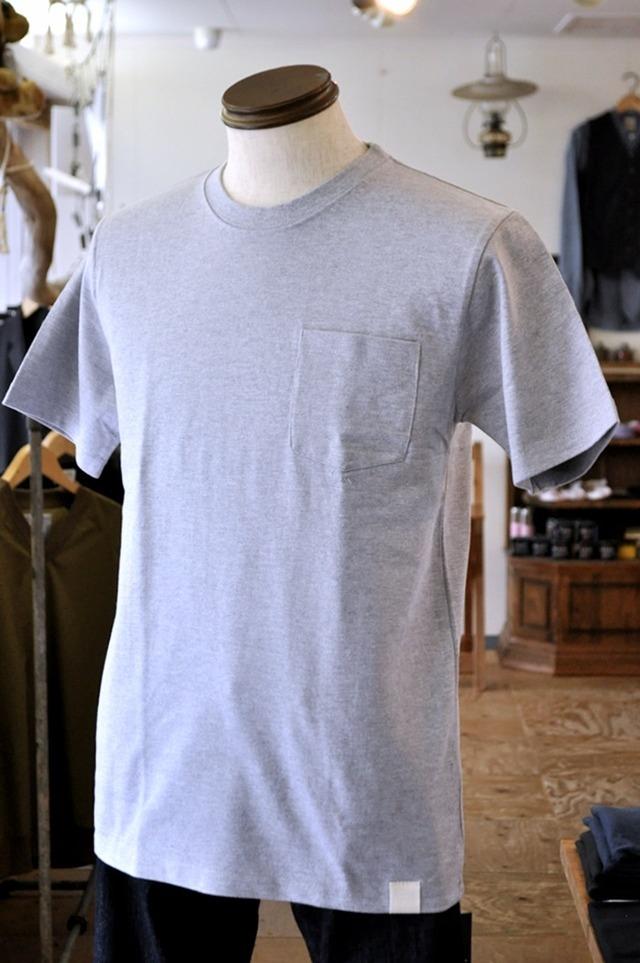 MODEMDESIGN モデムデザイン 半袖カットソー 半袖ポケットTシャツ S-5