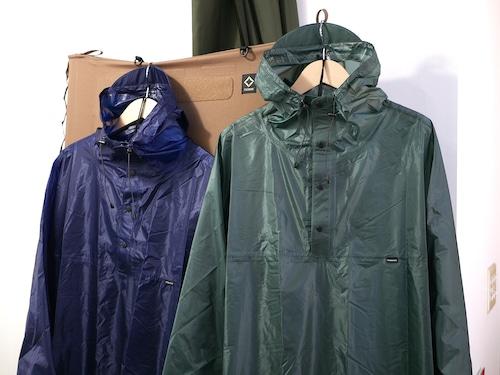FAIRWEATHER / PACKABLE RAIN PONCHO