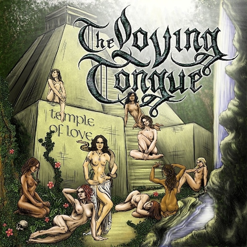"""THE LOVING TONGUE """"Temple of Love"""" (輸入盤)"""