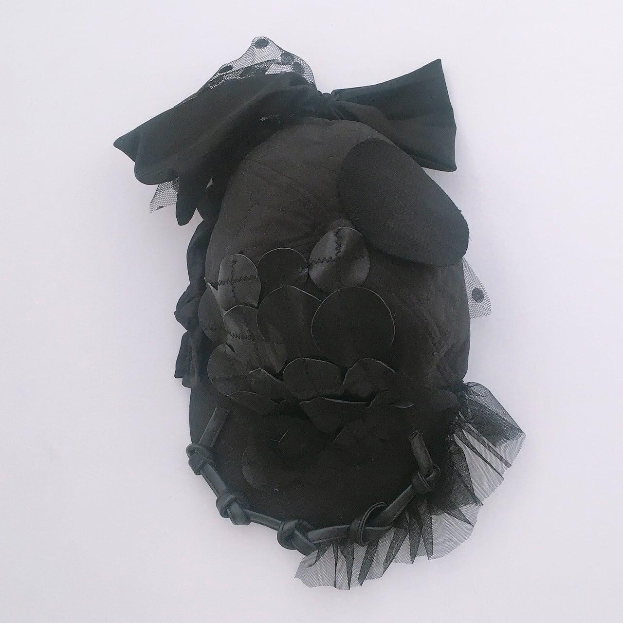 kouitten × frankygrow decorative cap / #9