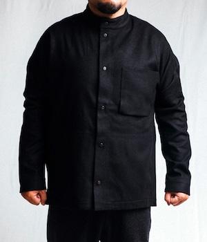 BARBALA ALAN - Melton boxy jacket(oversized) - 1860 TW009
