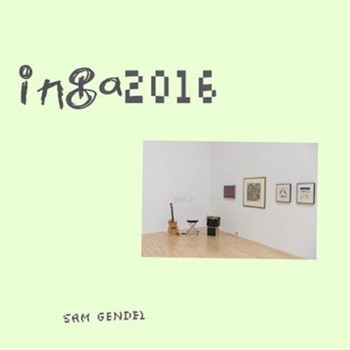 【予約/LP】SAM GENDEL - inga 2016 -LP-