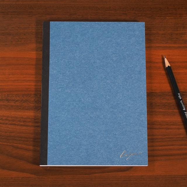 【水平開きノート】Kosae 紺