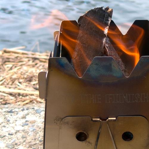 Bonfire Stove   TTF gear