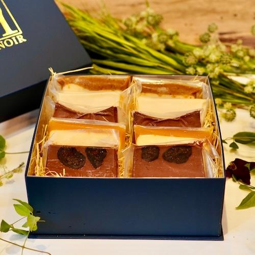 マノワのチーズケーキ5種類アソートセット(計10枚)