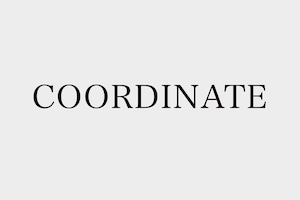 CORDINATE / コーディネート
