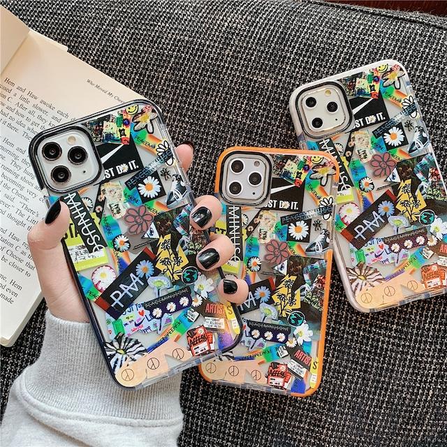 Korean trendy fashion SOFT Phone Case
