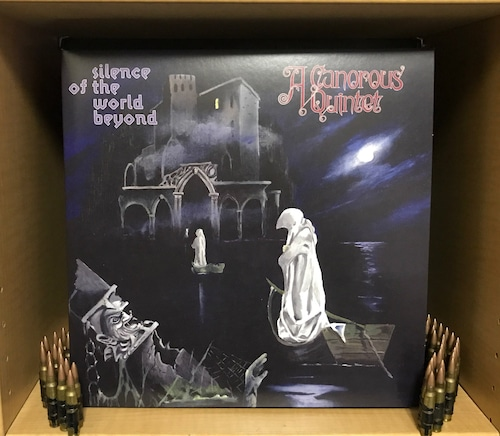 """A CANOROUS QUINTET """"Silence of the World Beyond Official LP (marble)"""""""