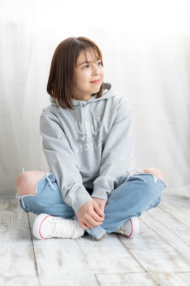 【otosica】プルダウンパーカー グレー
