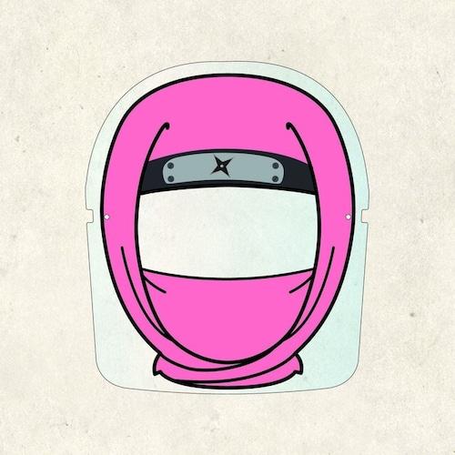 ピンク忍者B [FS0057]