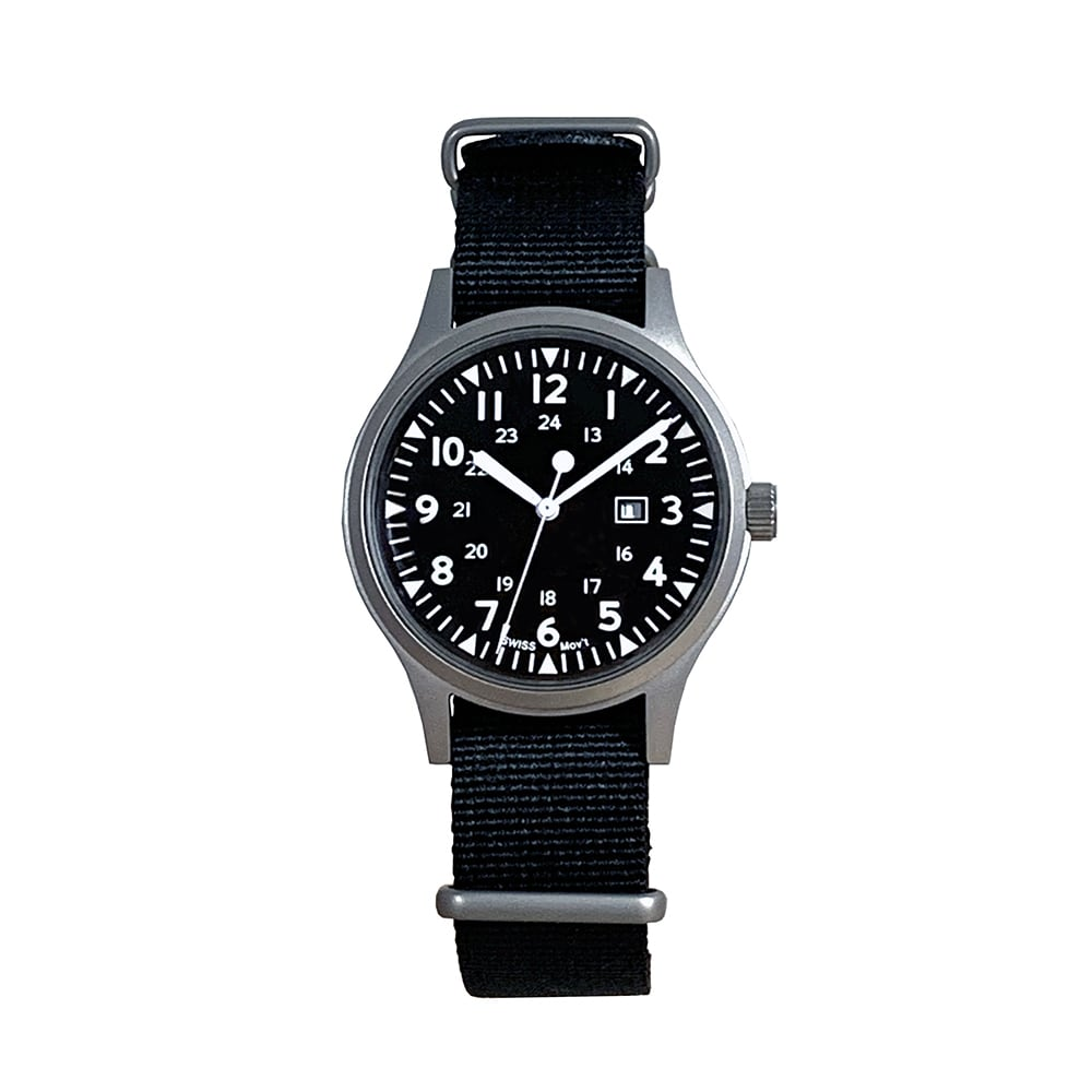Naval military watch Mil.-01  US Force Type