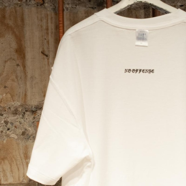 BELLRINGER【ベルリンガー】Reversible T-shirt(S/S) (WHITE/SIZE:L)