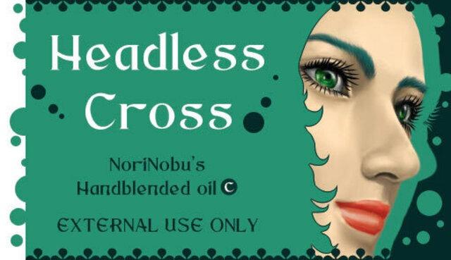 HEADLESS CROSS -3ml