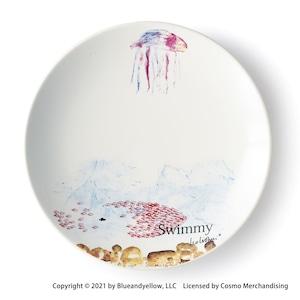 レオ・レオニ プレート 皿 約16cm スイミー 美濃焼 278234